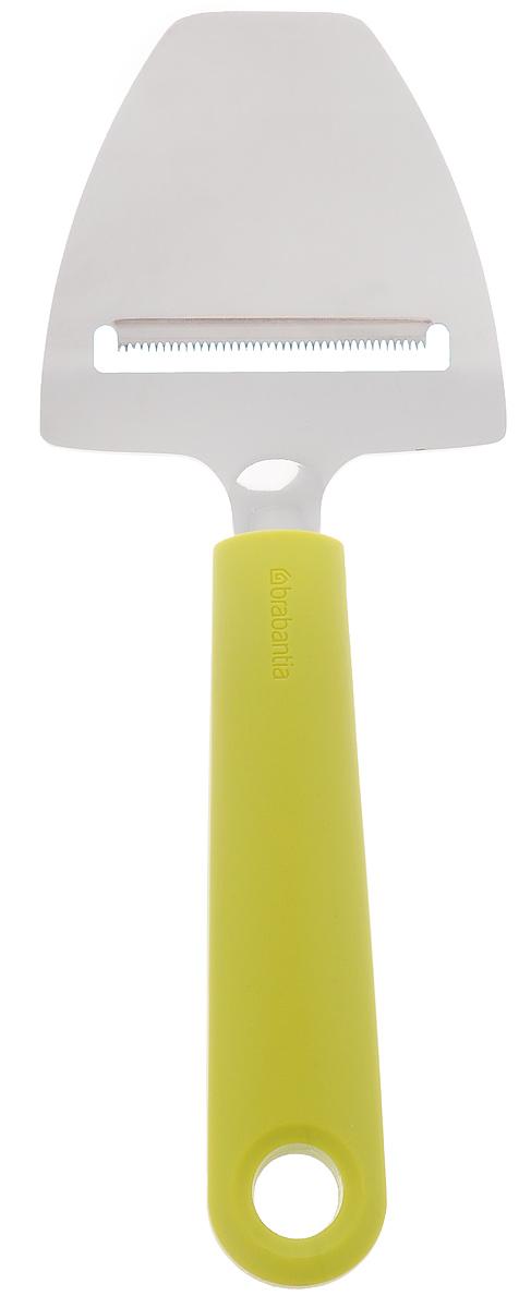 Нож для сыра Brabantia Tasty Colors, цвет: зеленый. 106422 brabantia нож для сыра essential 400247 brabantia
