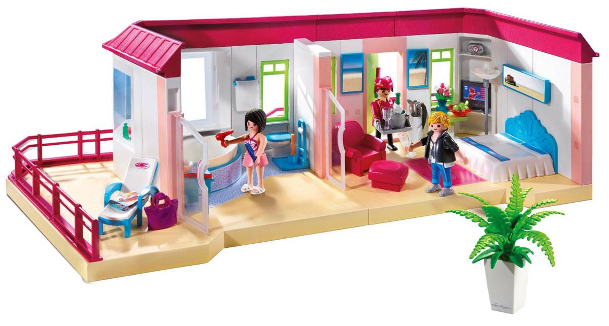 Playmobil Игровой набор Отель Номер люкс