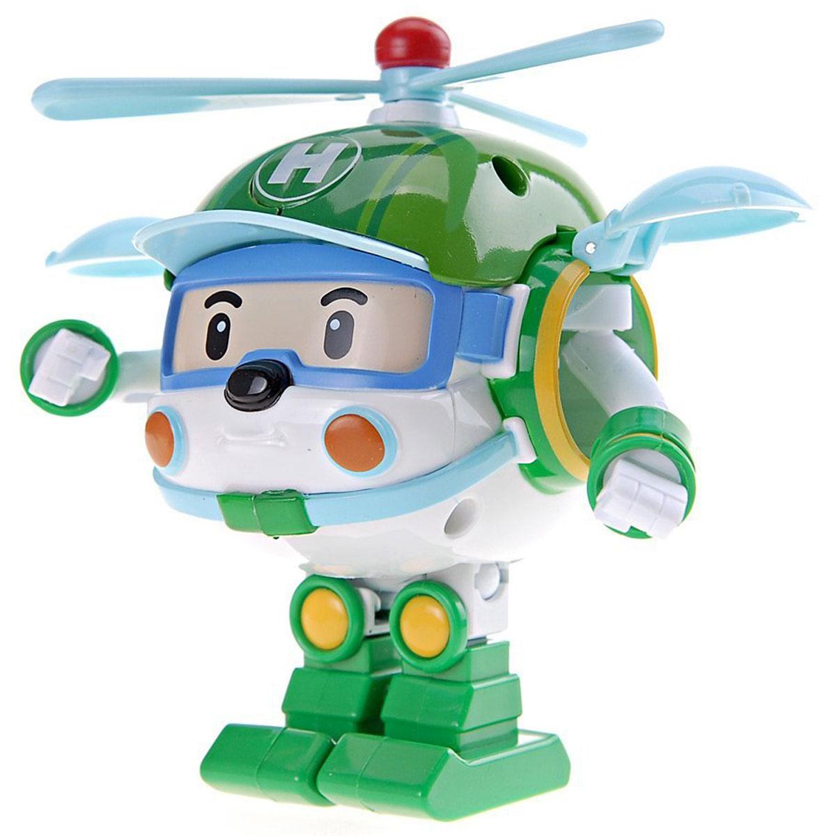 Robocar Poli Игрушка-трансформер Хэли 7,5 см робот трансформер silverlit robocar poli рой мега трансформер 83284
