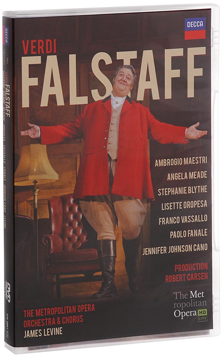 James Levine, Verdi: Falstaff giuseppe verdi falstaff