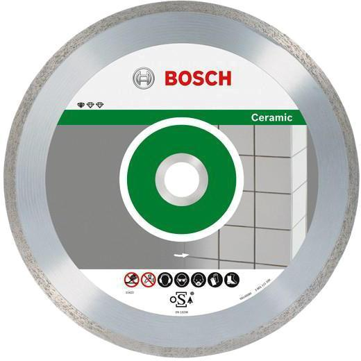 Bosch по керамике, 115 мм 2608602201 алмазный диск bosch standard for ceramic 115 22 23 2608602201
