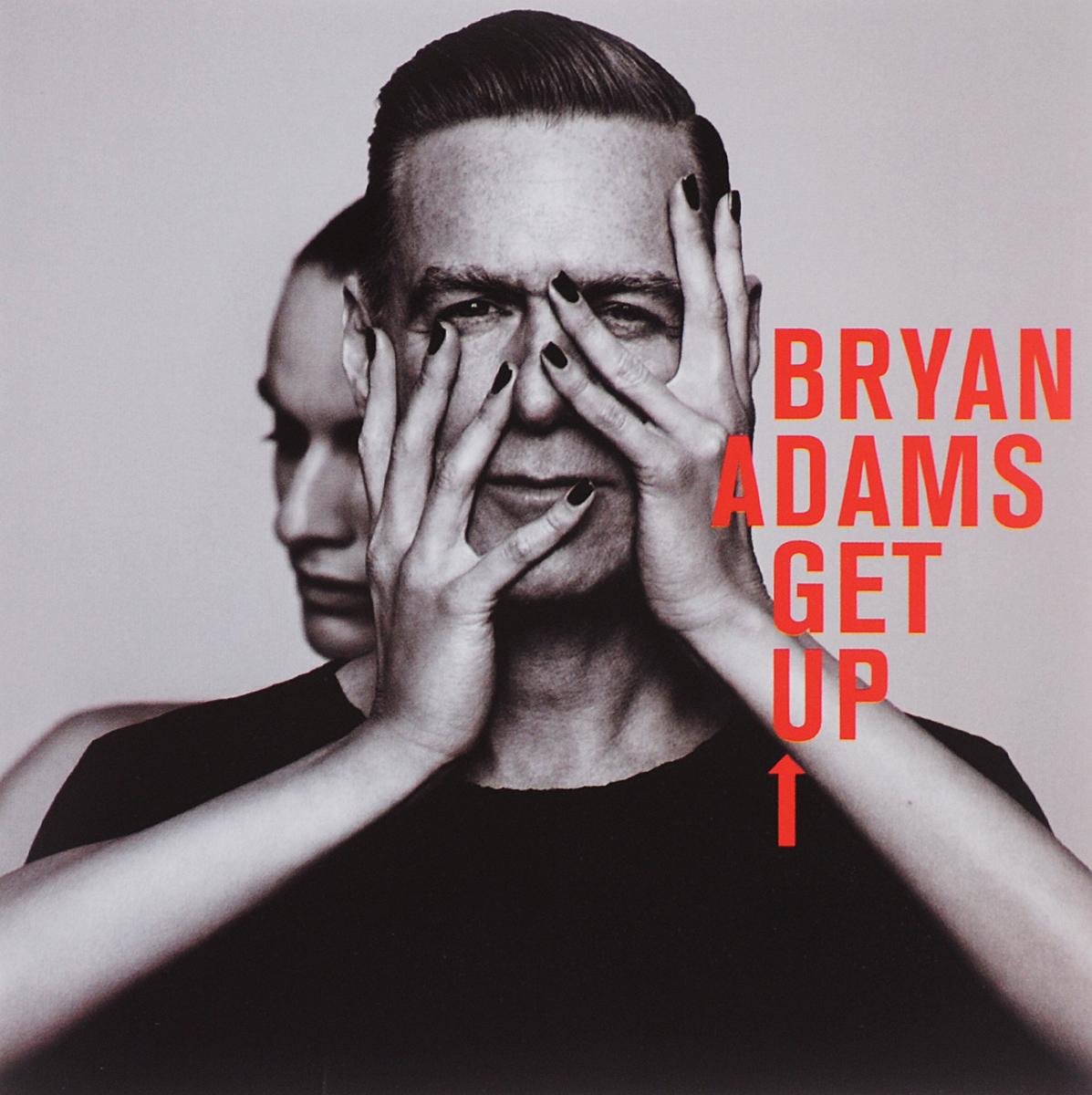 Брайан Адамс Bryan Adams. Get Up адамс дж том дик и дебби харри