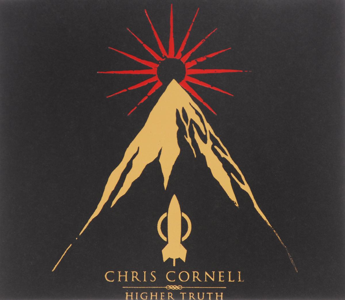 Крис Корнелл Chris Cornell. Higher Truth. Limited Edition цена в Москве и Питере