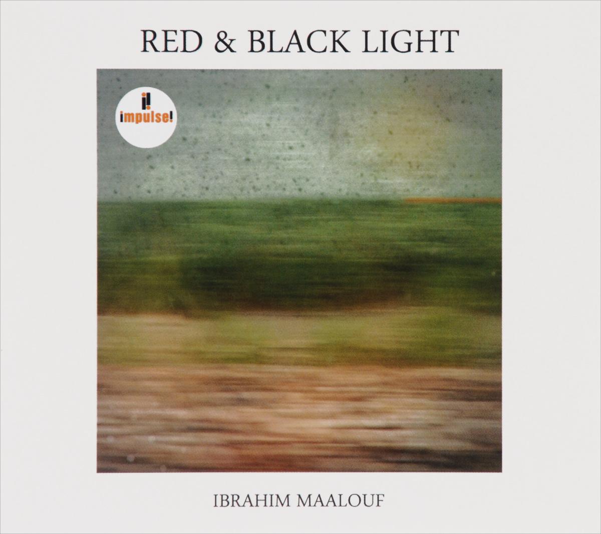 Ибрахим Маалуф Ibrahim Maalouf. Red & Black Light test alligator clips crocodile clamp red black size l 5 pairs
