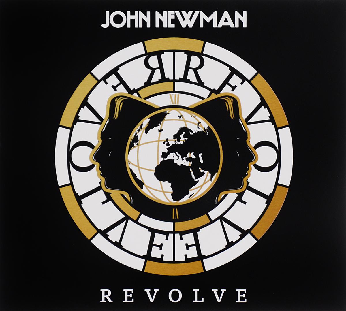 John Newman. Revolve