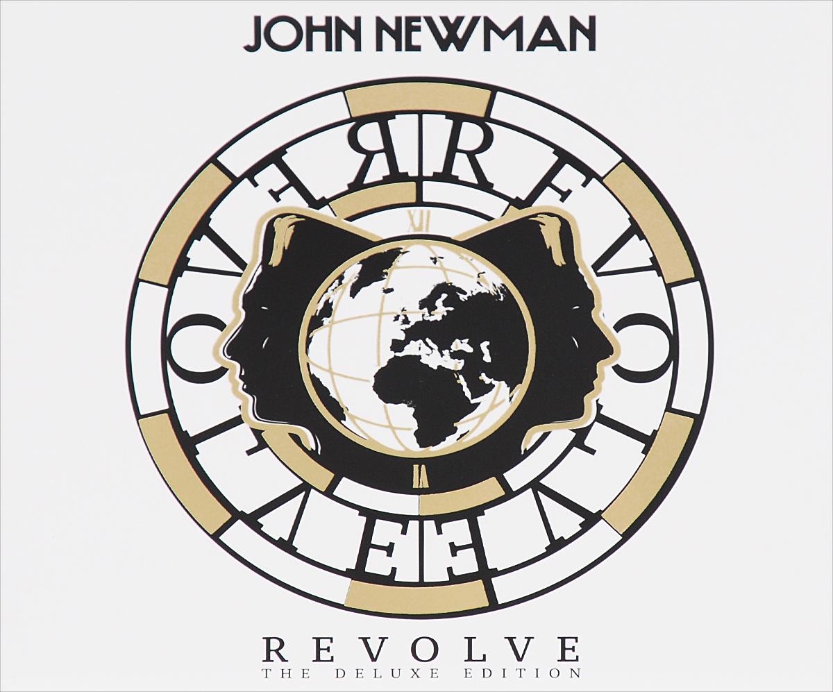 лучшая цена Джон Ньюман John Newman. Revolve. The Deluxe Edition