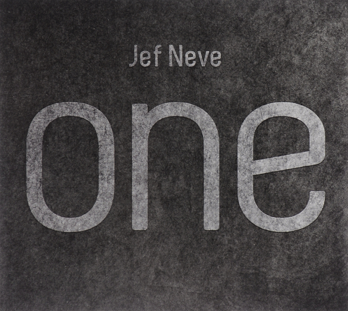 Джеф Неве Jef Neve. One