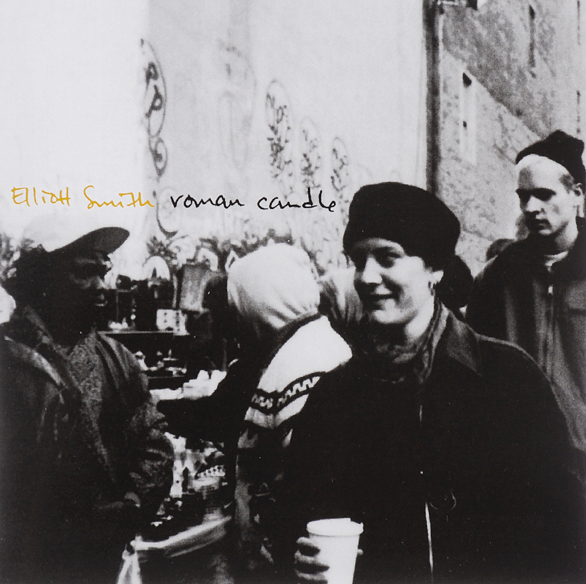 Эллиот Смит Elliott Smith. Roman Candle elliott smith elliott smith from a basement on the hill 2 lp