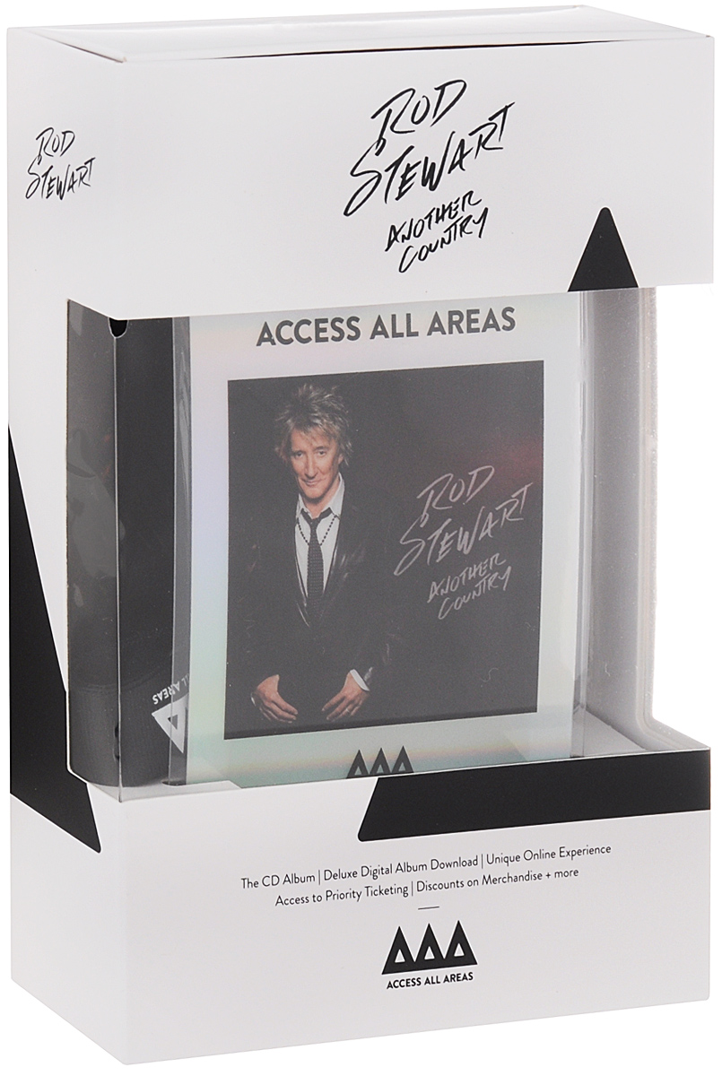 Род Стюарт Rod Stewart. Another Country. Deluxe Edition цена