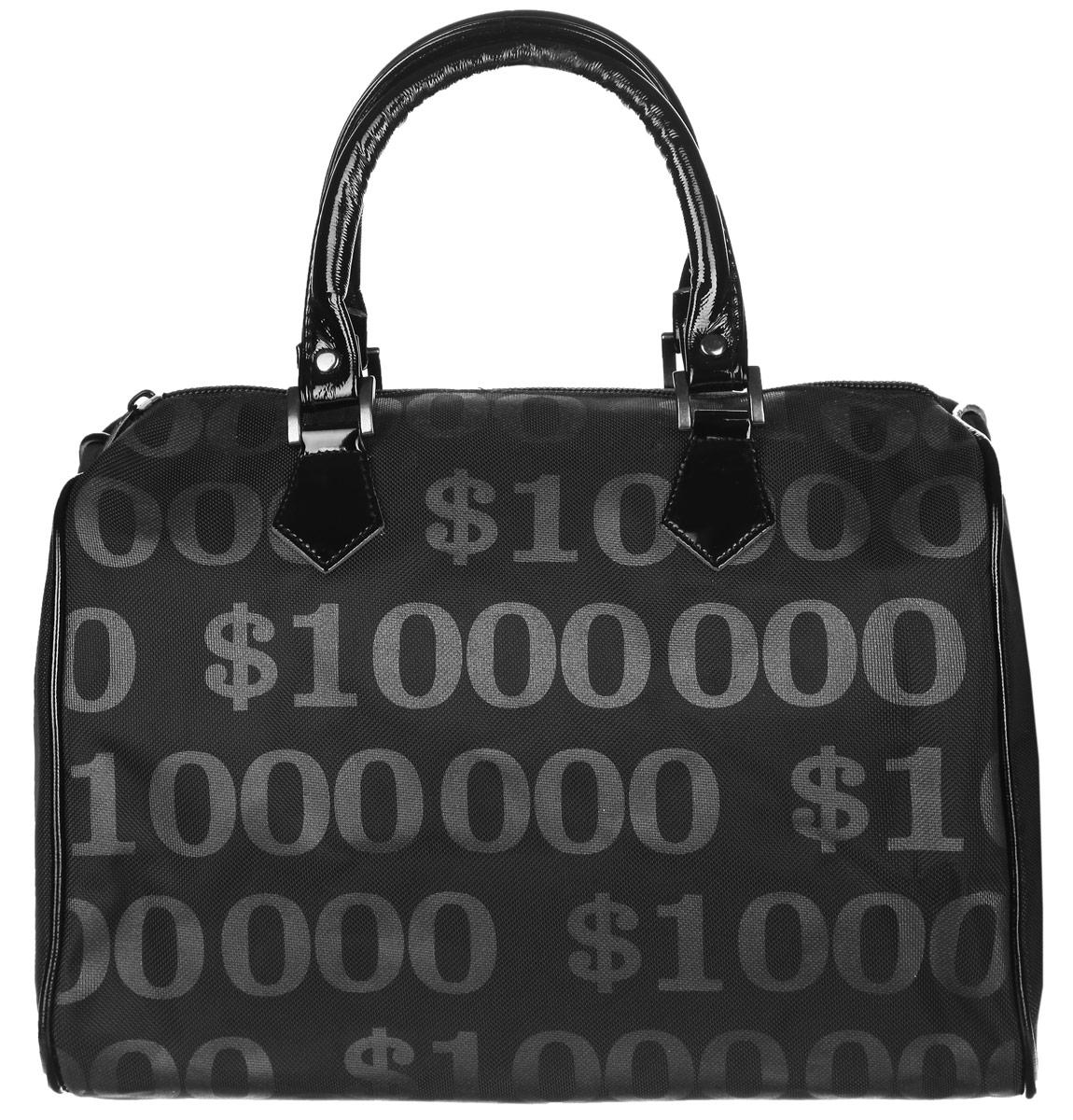 d8632d843099 Сумка женская Antan Миллион, цвет: черный. 1-148 — купить в  интернет-магазине OZON.ru с быстрой доставкой