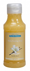 Mon Platin DSM Мыло-пилинг для тела (ваниль) 400 мл