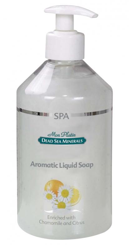 Mon Platin DSM Ароматическое чувственное мыло широкого использования 500 мл