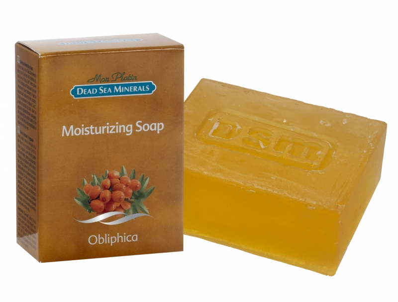 Mon Platin DSM Увлажняющее мыло с облепихой 120г
