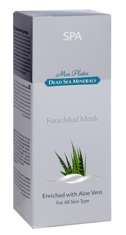 Mon Platin DSM Грязевая маска для лица 150 мл