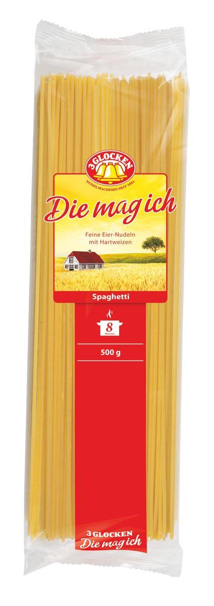 3 Glocken Die mag ich Spagetti спагетти, 500 г