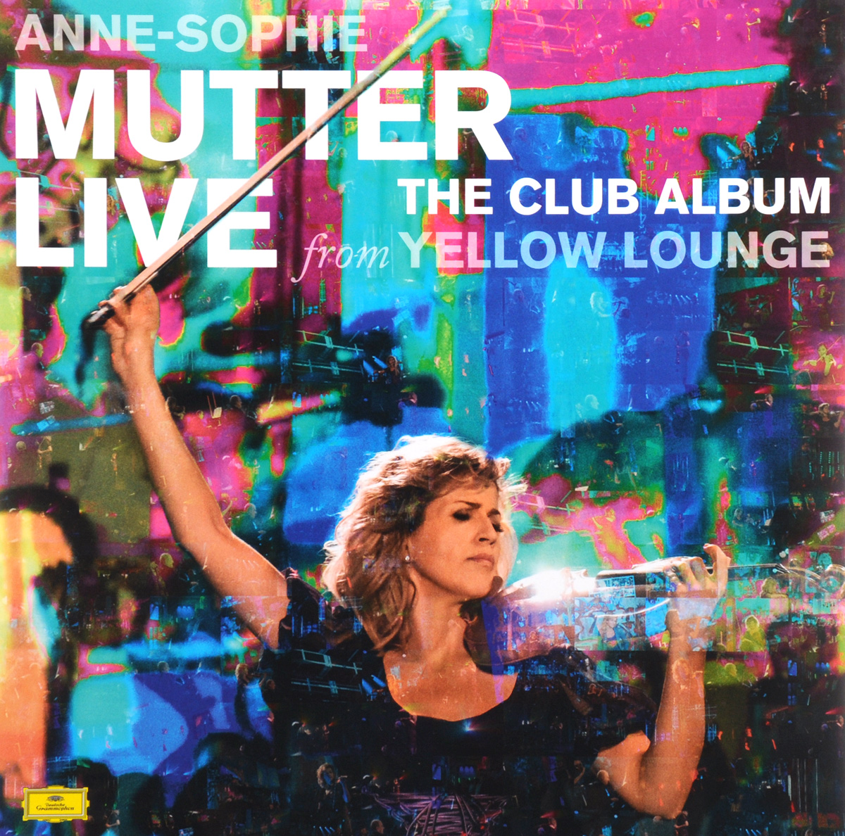 Анна-Софи Муттер,Noa Wildschut,Ламберт Оркис Anne-Sophie Mutter. Live From Yellow Lounge (2 LP) анна софи муттер ламберт оркис anne sophie mutter lambert orkis beethoven die violinsonaten 4 cd