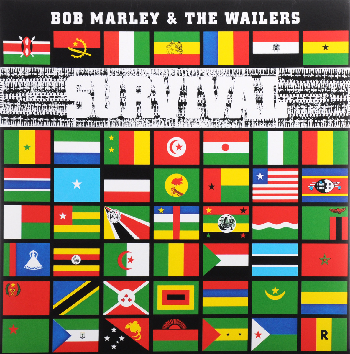 Боб Марли Bob Marley & The Wailers. Survival (LP) original new innolux 5 6 inch at056tn53 v 1 lcd screen with touch