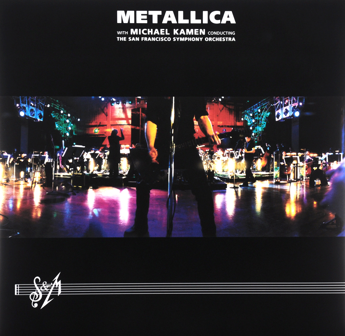 Metallica,Майкл Кэймен,The San Francisco Symphony Orchestra Metallica With Michael Kamen Conducting The San Francisco Symphony Orchestra. S&M (3 LP) metallica майкл кэймен the san francisco symphony orchestra metallica with michael kamen conducting the san francisco symphony orchestra s
