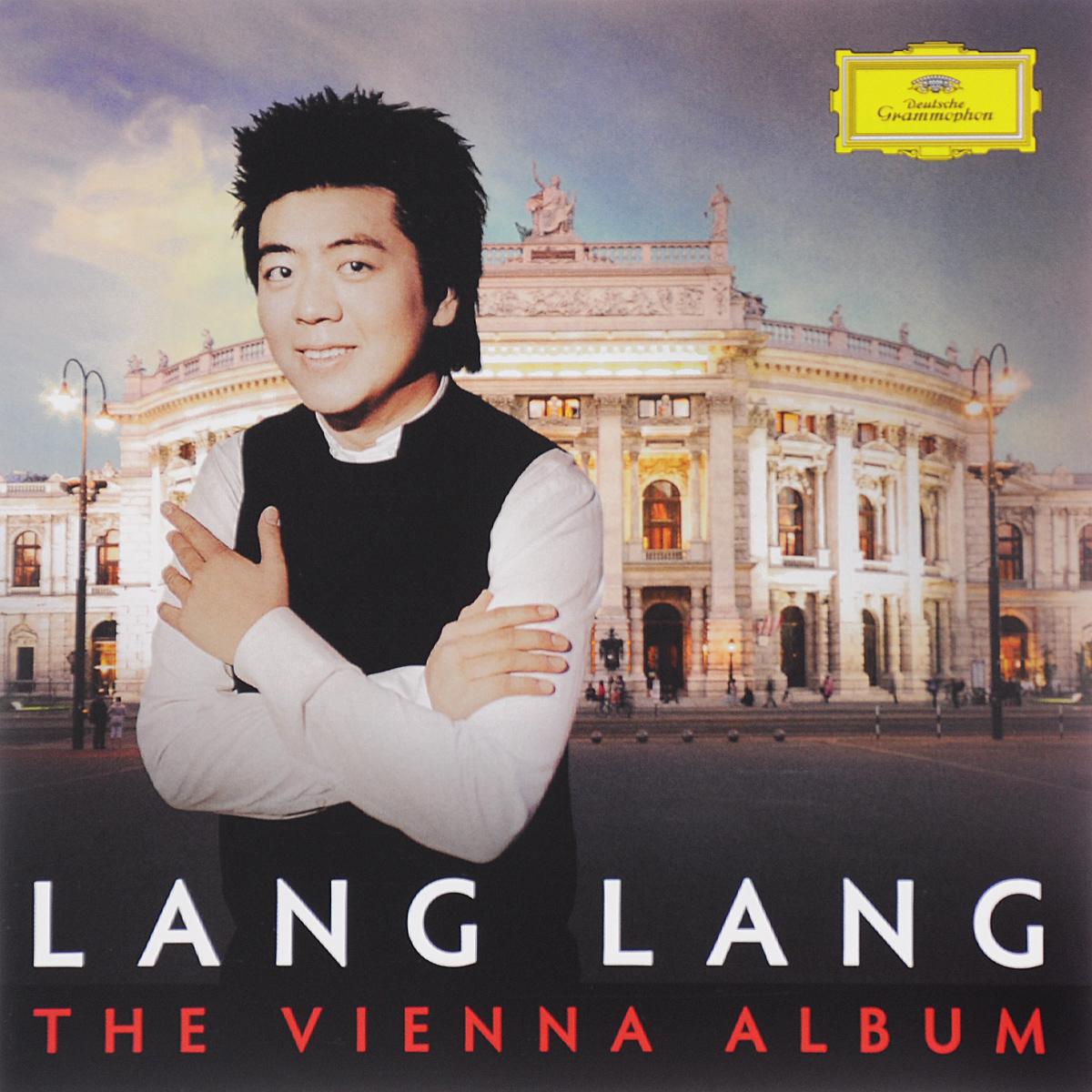 Ланг Ланг,Кристоф Эшенбах,Orchestre De Paris Lang Lang. The Vienna Album (2 CD) orchestre de l opera de vienne collection dansez valse cd dvd