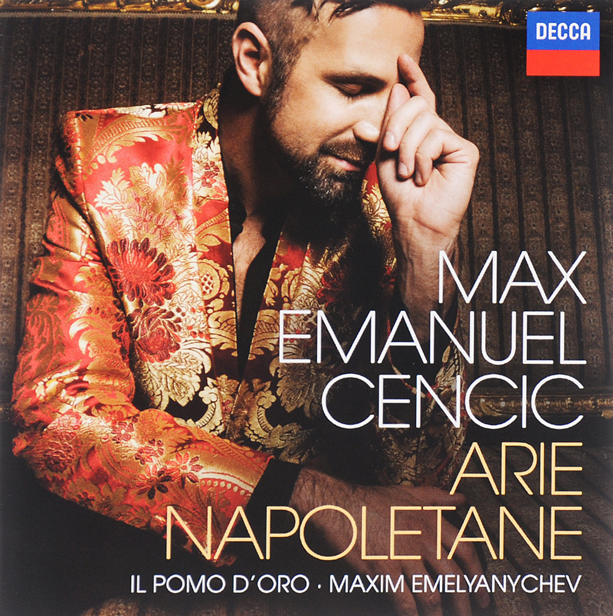 Макс Эмануэль Ценчич,Il Pomo d'Oro,Максим Емельянычев Max Emanuel Cencic. Arie Napolitane n matteis arie diverse per il violino