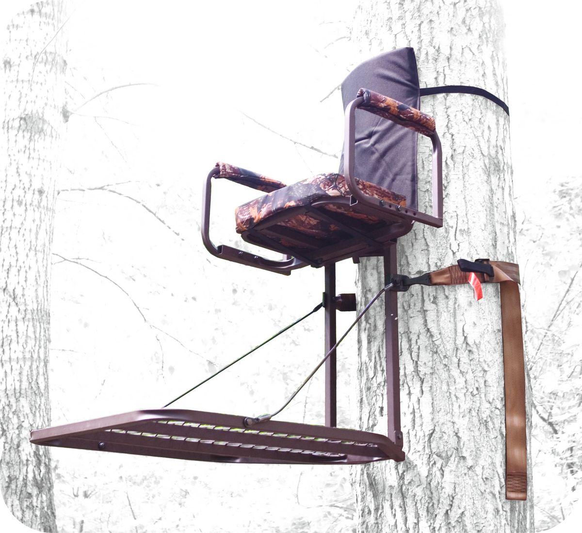 Засидка на дерево Canadian Camper CC-TS501, складная цена
