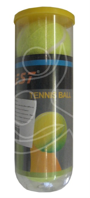 Мяч для большого тенниса TB-GA02 в тубе 3шт мяч для н т dobest ba 01 3шт уп