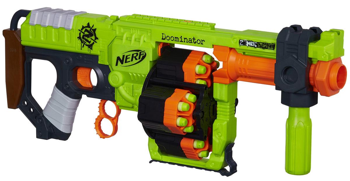 Nerf Бластер Zombie Strike Doominator