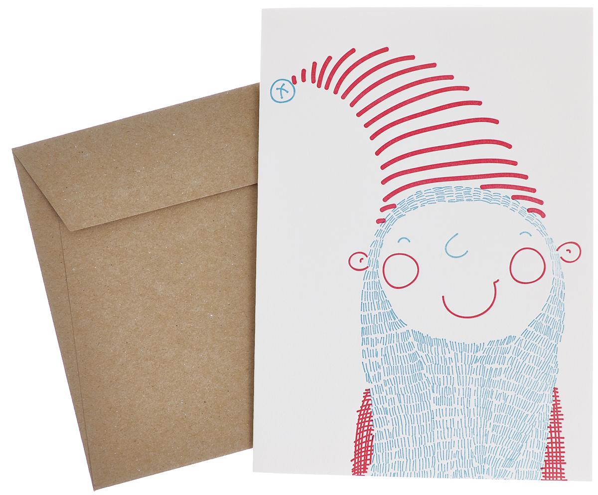 Альфа-арт дизайн открытки, юбилей лет для