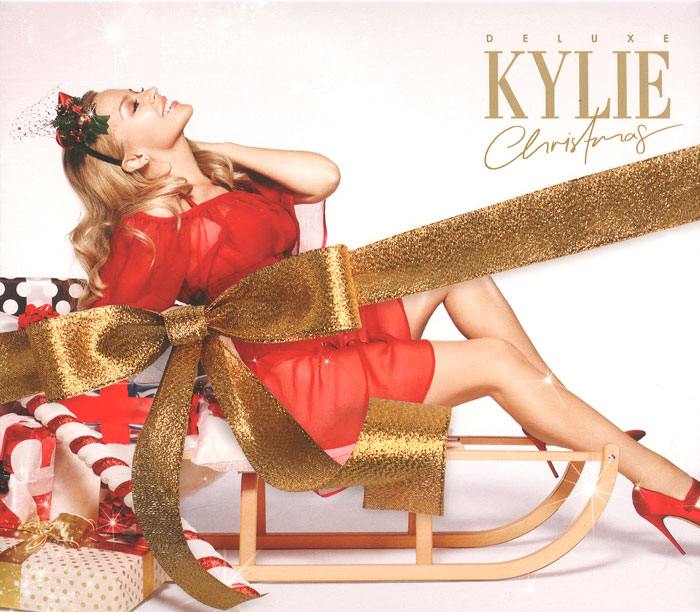 лучшая цена Кайли Миноуг Kylie Minogue. Kylie Christmas. Deluxe (CD + DVD)
