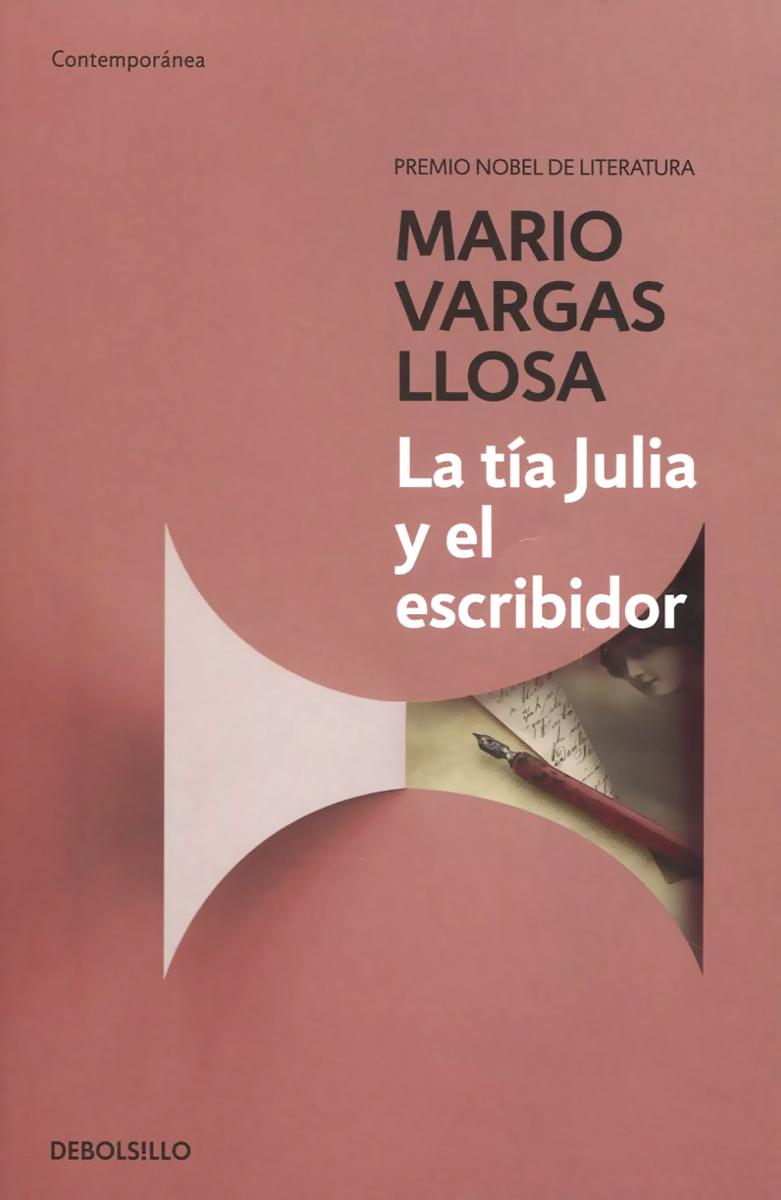 купить La tia Julia y el escribidor по цене 1471 рублей
