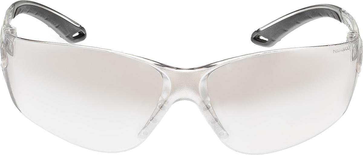 Очки стрелковые Stalker, защитные, цвет: зеркально-серый