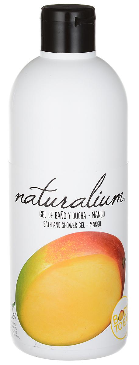Naturalium Гель-крем для душа Манго, питательный, 500 мл крем для тела манго