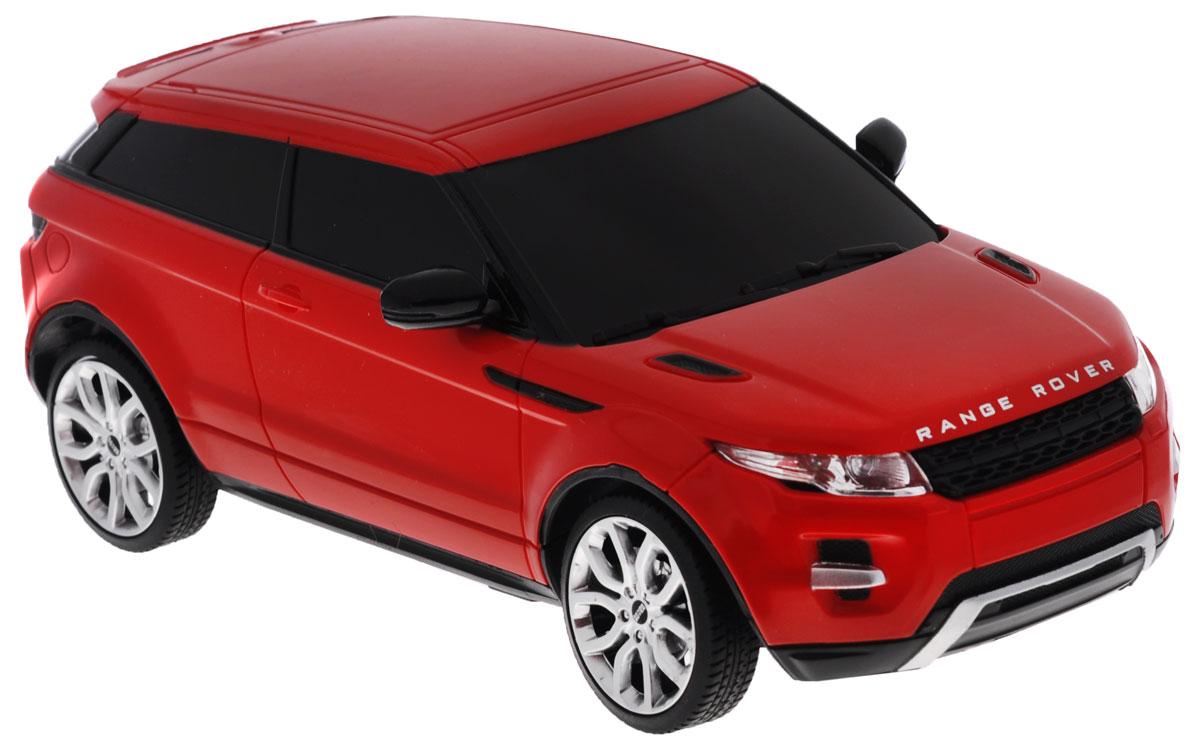 Rastar Радиоуправляемая модель Range Rover Evoque цвет красный масштаб 1:24 rastar радиоуправляемая модель range rover sport цвет серебристый масштаб 1 14