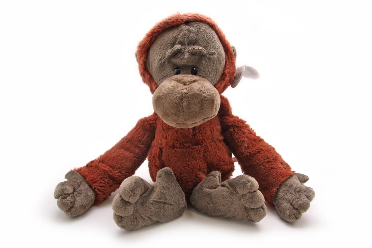 Magic Bear Toys Горилла Самсон с пузом 30 см стоимость