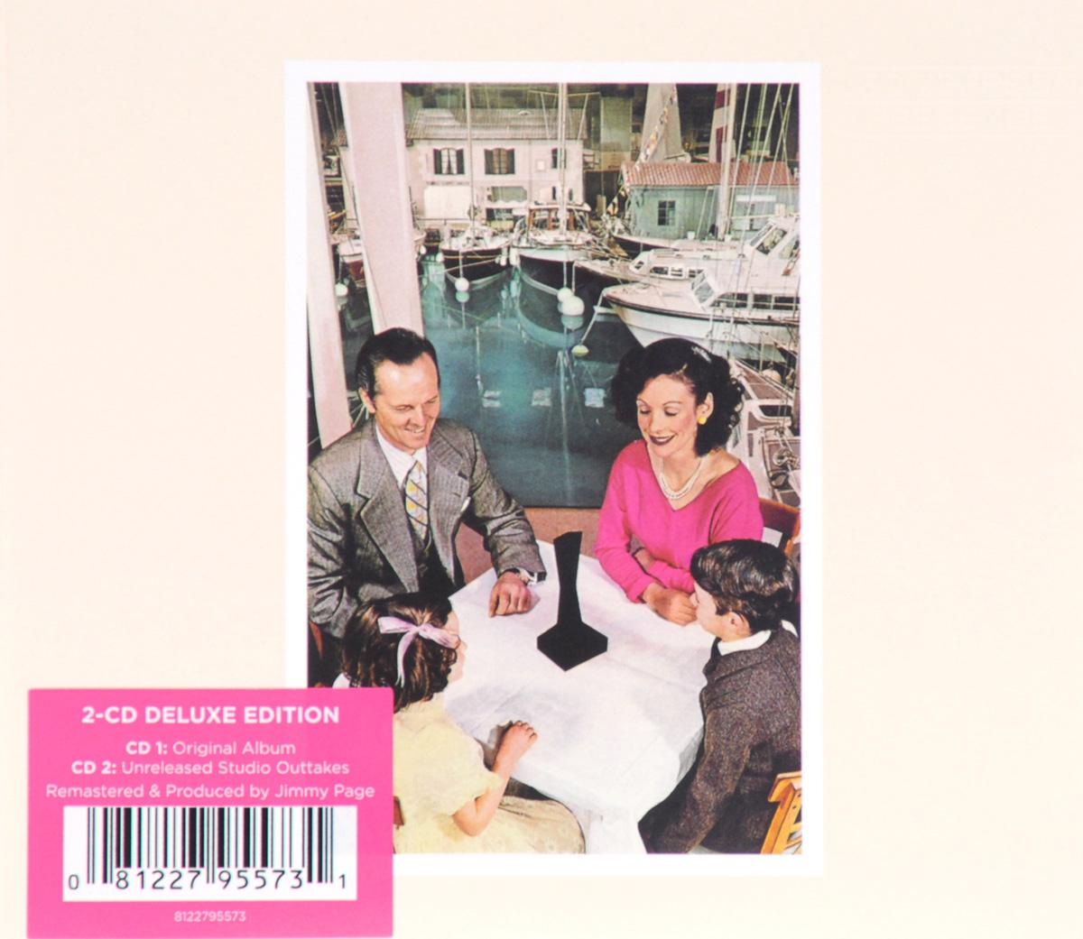 Led Zeppelin Led Zeppelin. Presence. Deluxe Edition (2 CD) led zeppelin led zeppelin led zeppelin iii 2 cd