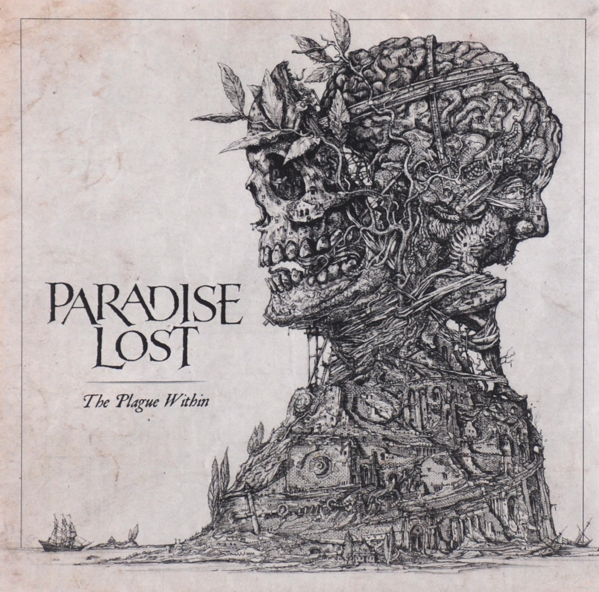 Paradise Lost Paradise Lost. The Plague Within paradise lost paradise lost icon
