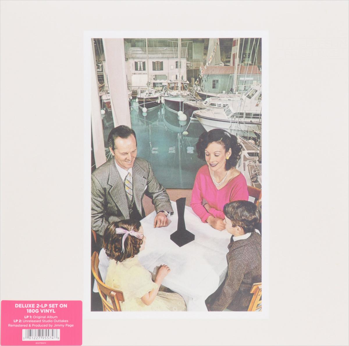 Led Zeppelin Led Zeppelin. Presence. Deluxe (2 LP) led zeppelin led zeppelin presence super deluxe edition box set 2 cd 2 lp