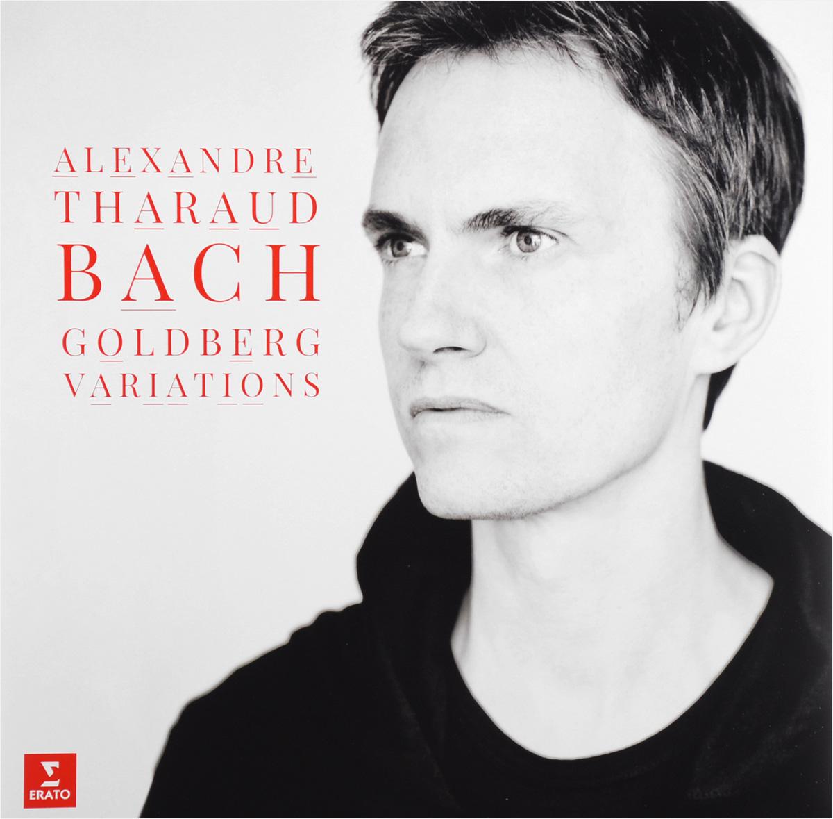 Александре Тарауд Alexandre Tharaud. Bach. Goldberg Variations (LP) цена и фото