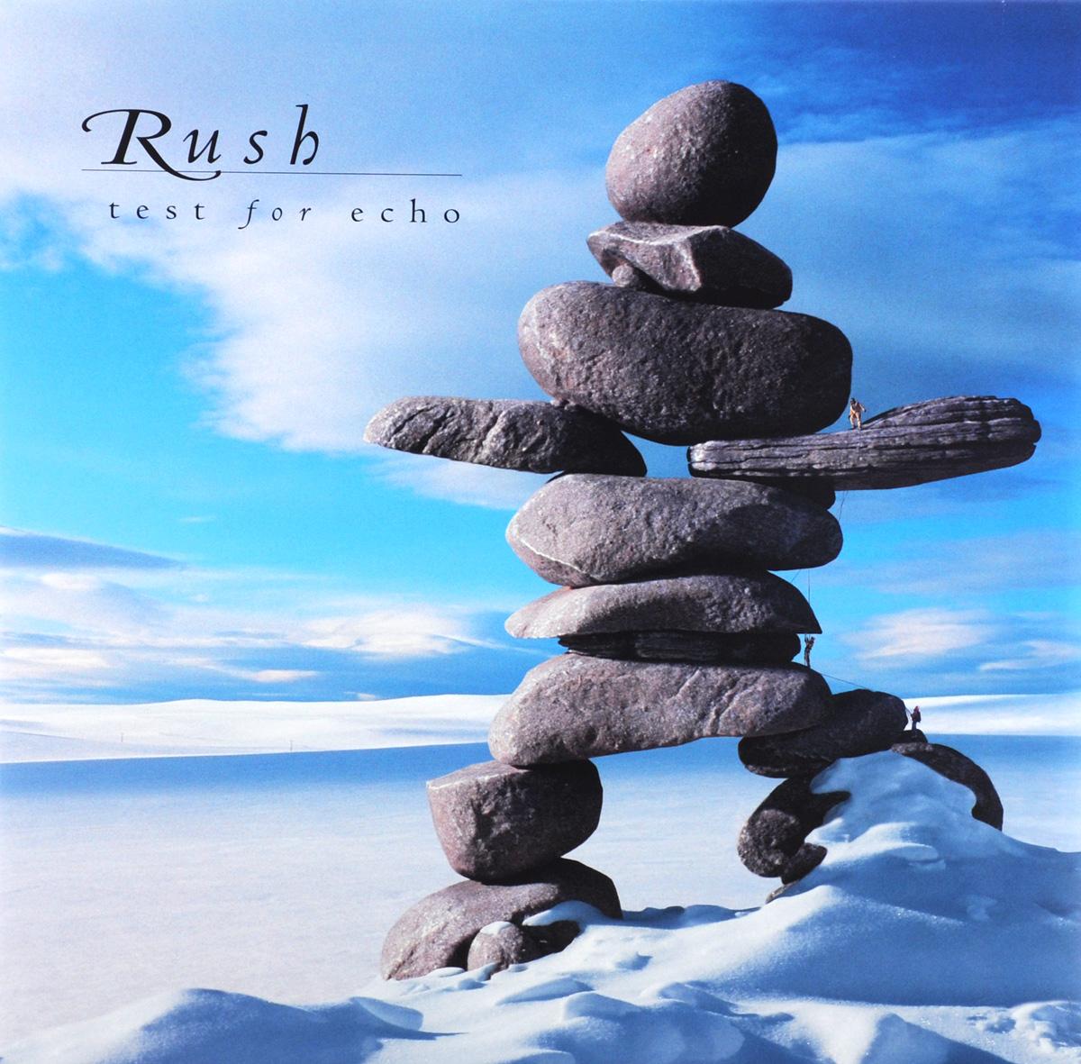 Rush Rush. Test For Echo (2 LP) rush rush test for echo 2 lp