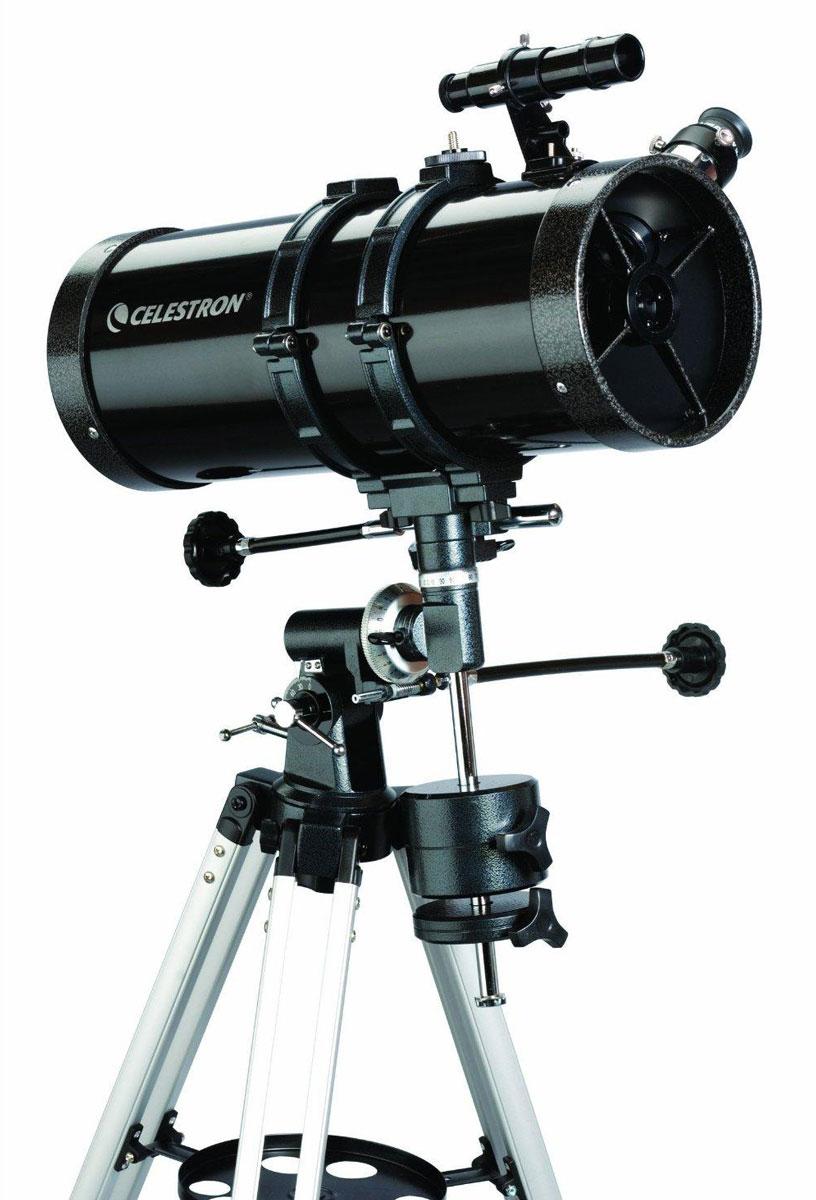 Celestron PowerSeeker 127 EQ телескоп-рефлектор Ньютона цена и фото