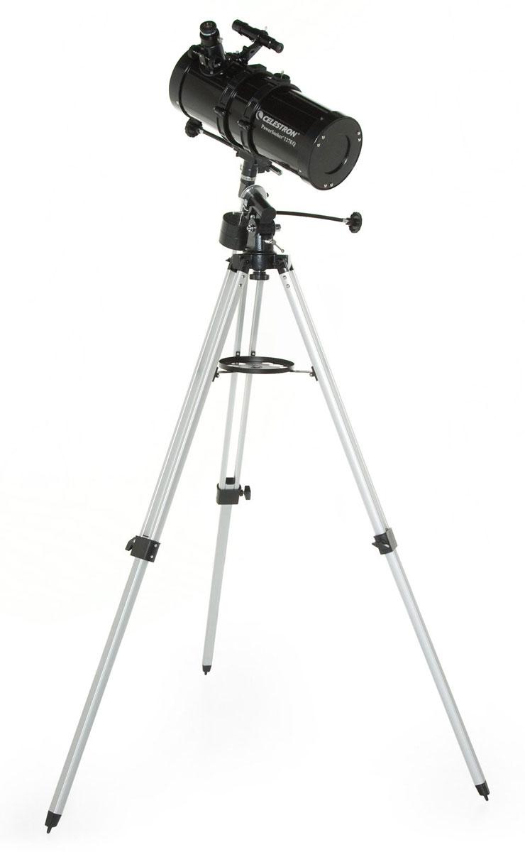 Celestron PowerSeeker 127 EQтелескоп-рефлектор Ньютона Celestron