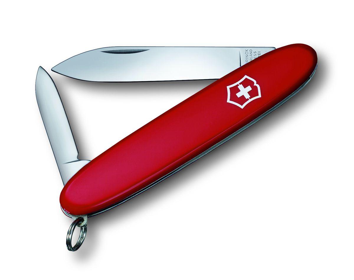 """Нож перочинный Victorinox """"Excelsior"""", цвет: красный, 3 функции, 84 мм"""