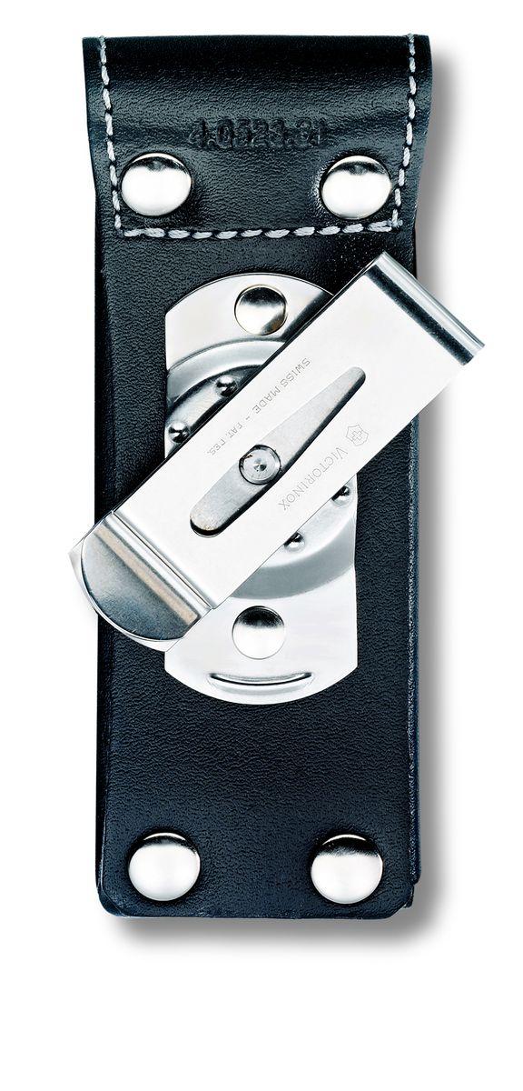 Чехол для ножей Victorinox, на ремень, цвет: черный. 4.0523.31