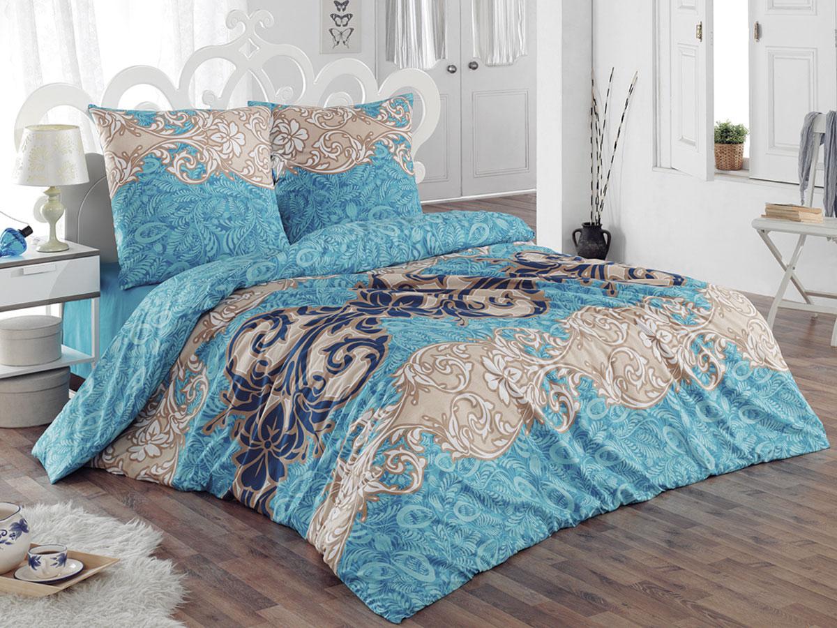 Комплект белья Tete-a-Tete Classic Морозко, семейный, наволочки 70х70, цвет: голубой, синий, светло-коричневый. К-8067К-8067Комплект постельного белья Tete-a-Tete Classic Морозко является экологически безопасным для всей семьи, так как выполнен из бязи (100% натурального хлопка). Гладкая структура делает ткань приятной на ощупь, мягкой и нежной, при этом она прочная и хорошо сохраняет форму. Ткань легко гладится, не линяет и не садится. Комплект состоит из двух пододеяльников, простыни и двух наволочек. Изделия оформлены оригинальным принтом. Комплект постельного белья Tete-a-Tete Classic Морозко станет отличным дополнением вашего интерьера и подарит гармоничный сон.