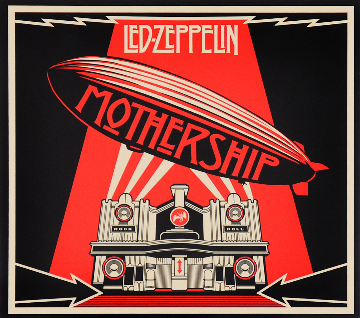 Led Zeppelin Led Zeppelin. Mothership (2 CD) cd led zeppelin bbc sessions