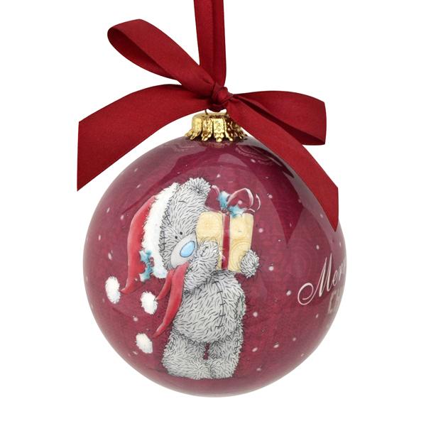 Новогоднее подвесное украшение Winter Wings Me to You, диаметр 10 см новогоднее подвесное украшение winter wings шар роспись цвет красный диаметр 8 см