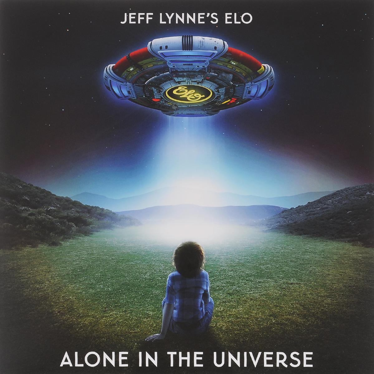 Electric Light Orchestra Jeff Lynne's Elo. Alone In The Universe (LP) electric light orchestra electric light orchestra jeff lynne s elo alone in the universe