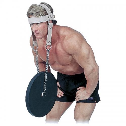 Упряжь для тренировки мышц шеи Body Solid MA307V мультижим от груди верхняя тяга body solid body solid produal dpls sf