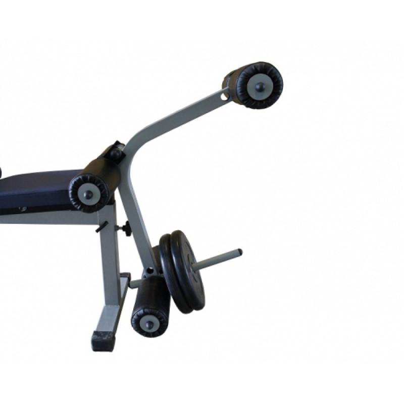 Опция Сгибание/разгибание ног MironFit RK-24 разгибание ног сидя pangolin 9002