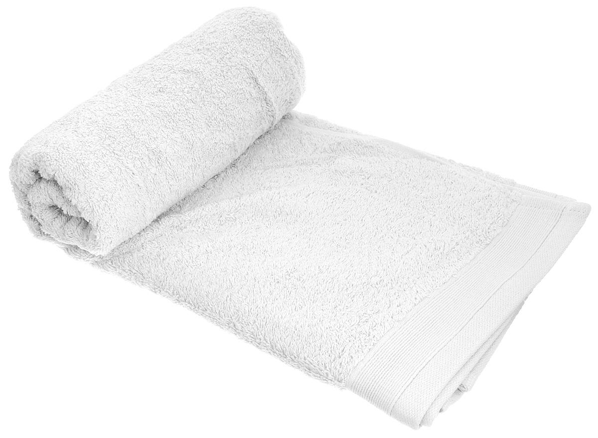 Полотенце махровое Guten Morgen, цвет: белый, 70 х 140 см полотенце махровое guten morgen гладкокрашенное пммок 70 140 мокко 70 х 140 см
